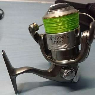 Shimano Twinpower 2500 Fishing Reel
