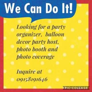 Party Organizer