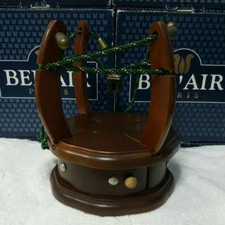 Bel Air Wooden Diffuser Lamp Holder