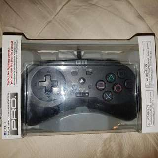 playstation PS3 controller fighting commander 3