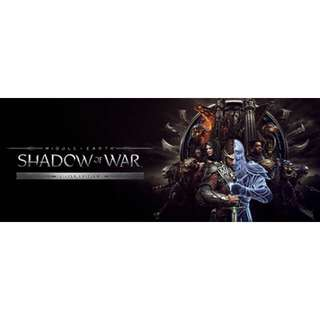 ✨Preorder✨Middle-Earth: Shadow of War Steam Game PC 💻