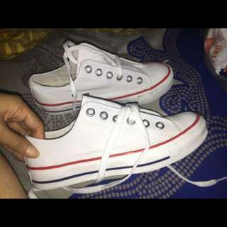 Sneakers Converse CT Chuck Taylor Looks Like.