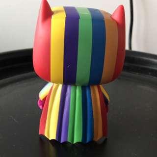 Rainbow Batsman Funko Pop