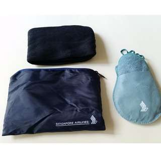 SIA / SQ - Amenity Pack (Brand New)