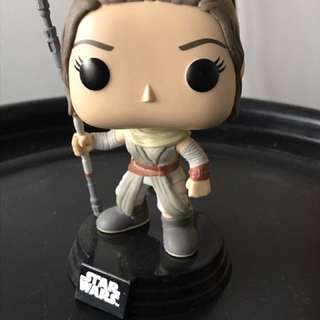 Rey Star Wars Funko Pop