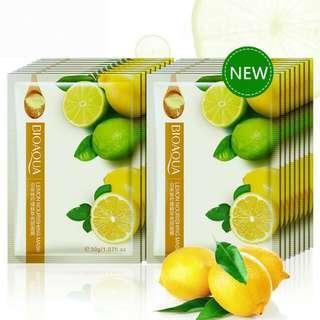 Bioaqua Lemon Mask