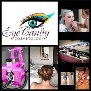 Mobile Makeup, Beauty And Hair Stylist Team