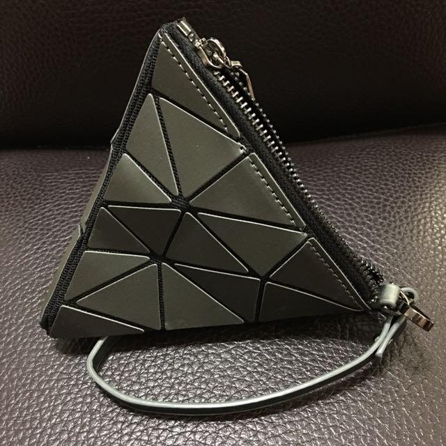 三角立體手提包