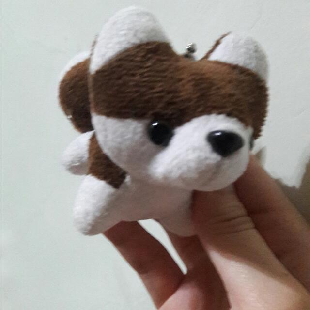 (二手)小狐狸娃娃吊飾
