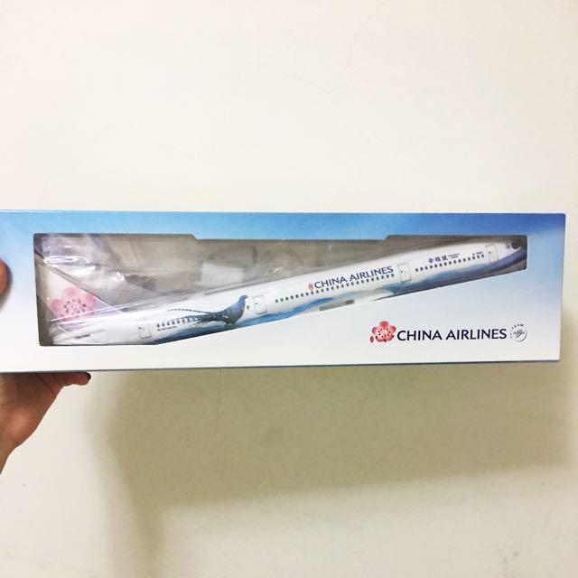 華航帝雉號A350
