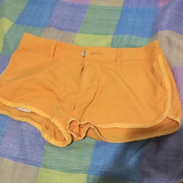 Abercrombie And Fitch Tangy Shorts