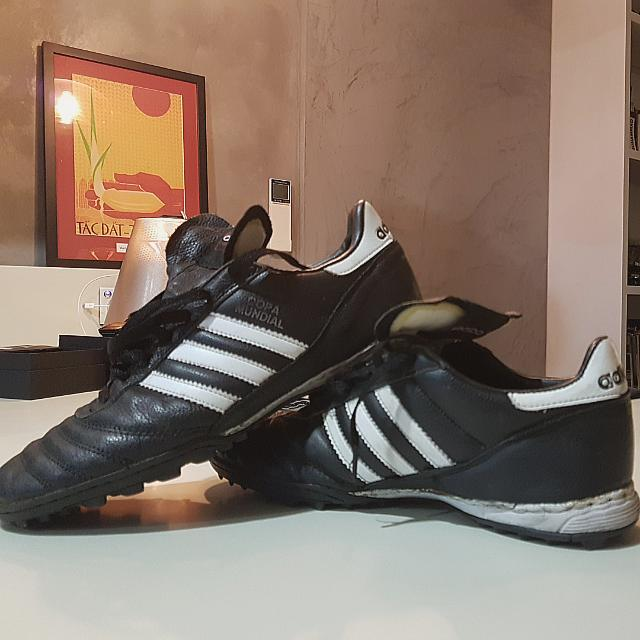 f919509396a Adidas COPA MUNDIAL Astro Turf Boots