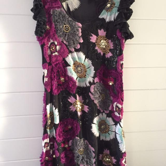 Alannah Hill Size 8 Dress