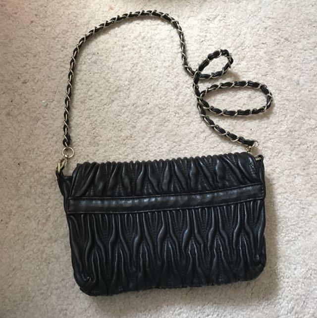 Aldo Black Small Bag