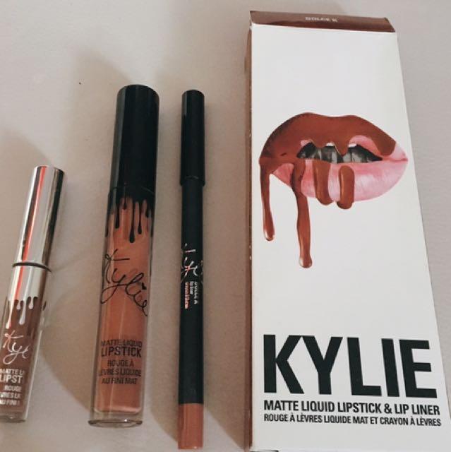 Authentic Kylie Lipsticks