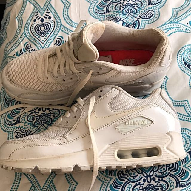 Authentic Nike Air Max 90's