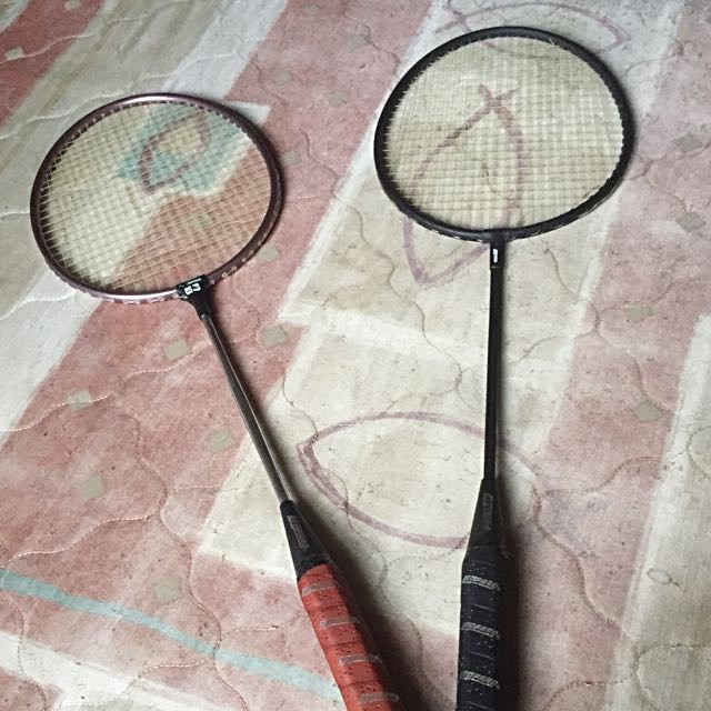 Badminton 🏸 Rackets & Shuttlecocks