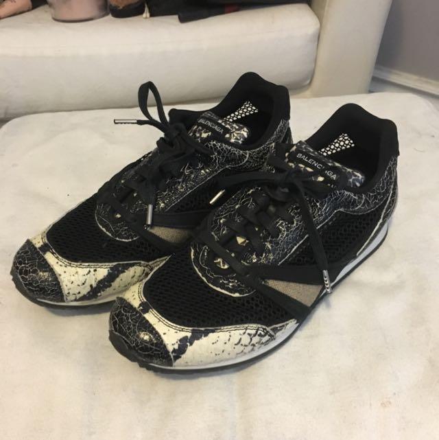 Balenciaga Sneakers Size 7.5
