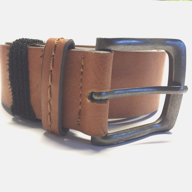 Bershka Men's Light Brown Belt