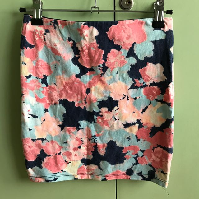 Bershka Mini Skirt