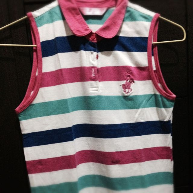 Beverly Hills Polo Blouse For Kids