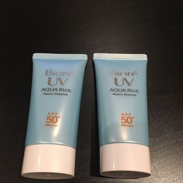 Biore UV Aqua Rich Watery Essence Sunscreen