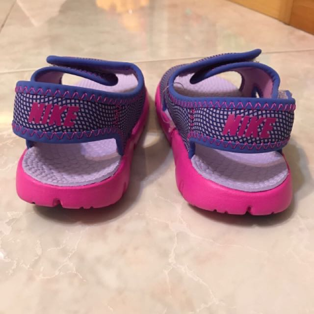 4f83f6305 BNIB Authentic Nike Sandals For Girls