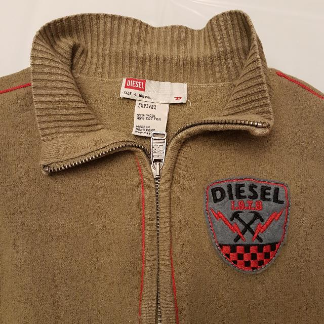 Boys DIESEL sweater  **PRICE DROP**