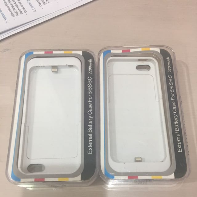 Case Powerbank iPhone 5