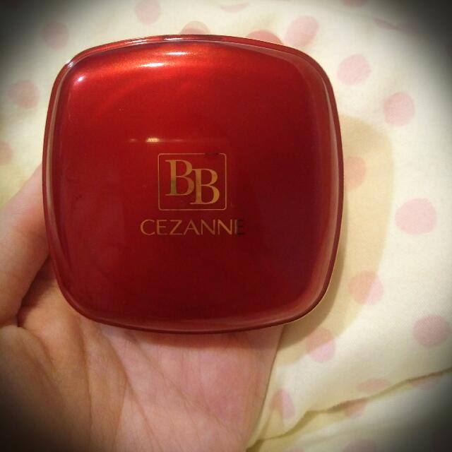 Cezanne 粉餅盒(含運)