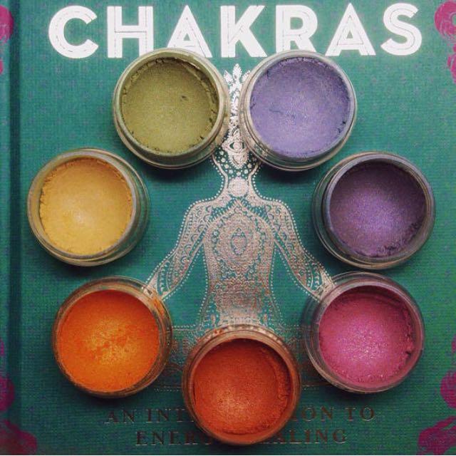 Chakra Eyeshadows