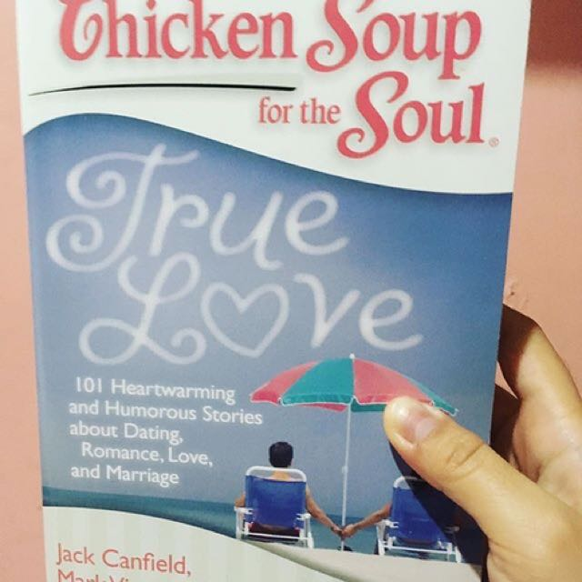Chicken Soup for the Soul Book 📚