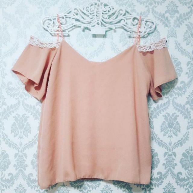 Cold Off Shoulder Blouse