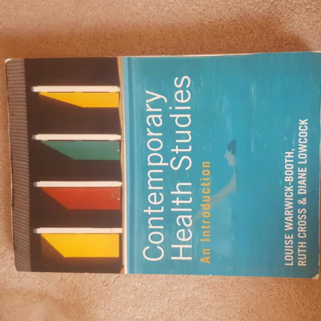 Contemporary Health Studies: An Introduction