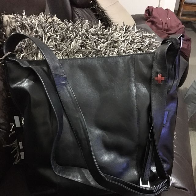 Cow Hide Leather Bag
