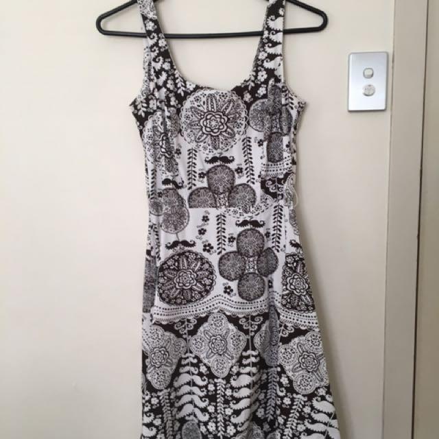Cute Dress Sz 10