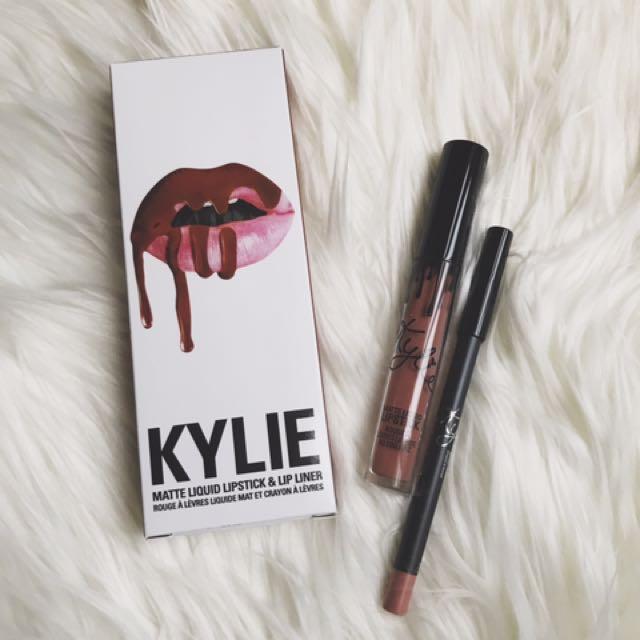 DOLCE K Kylie Jenner Matte Liquid Lip Kit