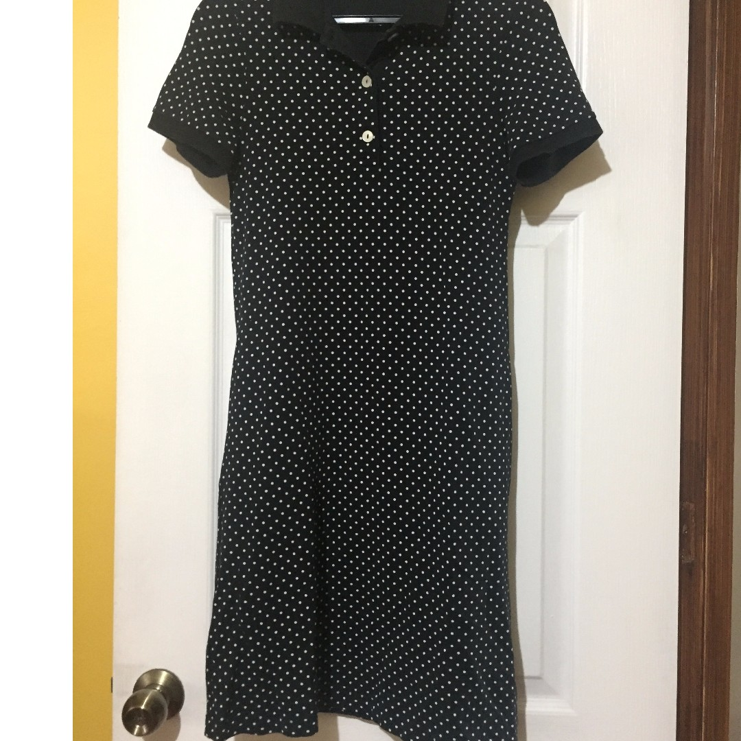 Dotted Tennis Dress