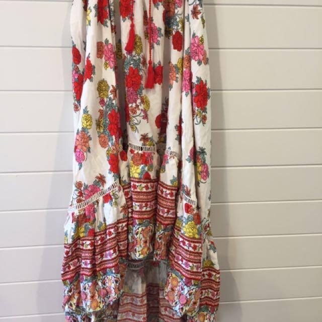 Dotti Size 10 Castaway Style Skirt