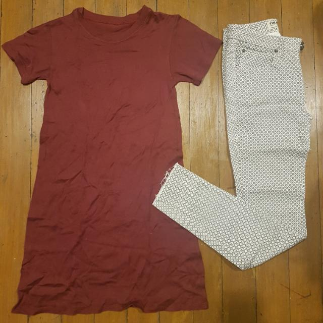 Dress And Pants Bundle