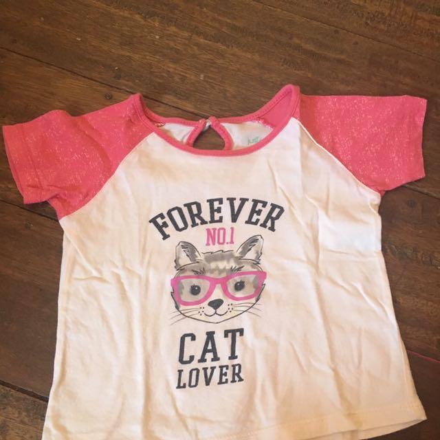 Forever Cat Lover Shirt