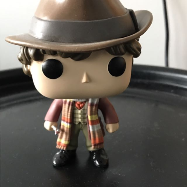 Fourth Doctor Funko Pop