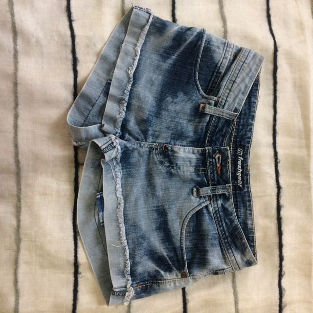 FRESHGEAR DENIM SHORT