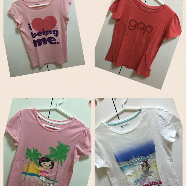 Gap Shirts For 10-12years Old