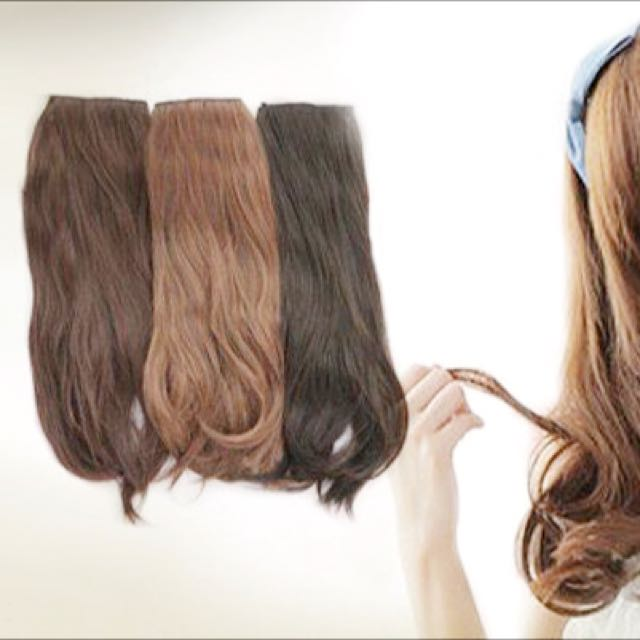 Hair Clip Curly - KOREAN