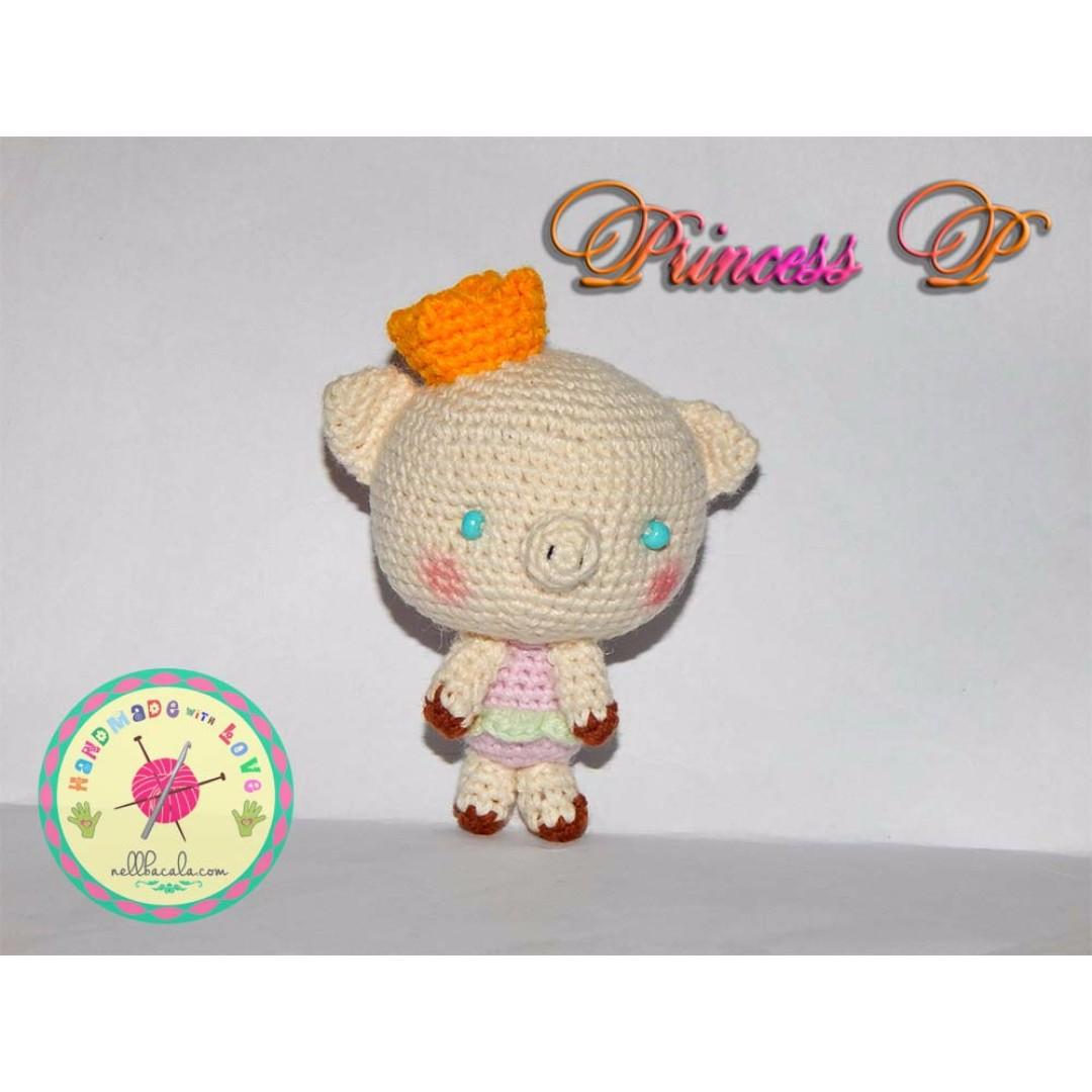 Handmade Little Princess P