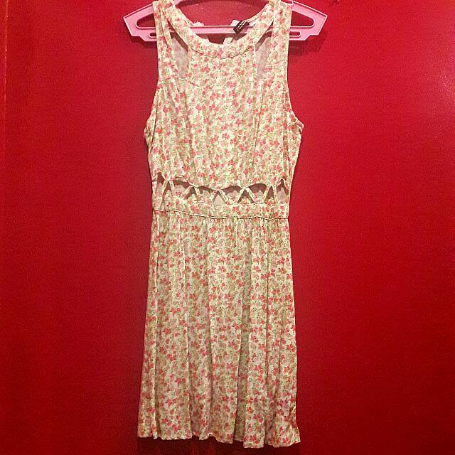 H&M Cutout Summer Dress