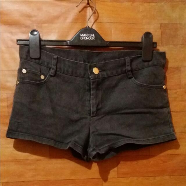 Hotpants Black