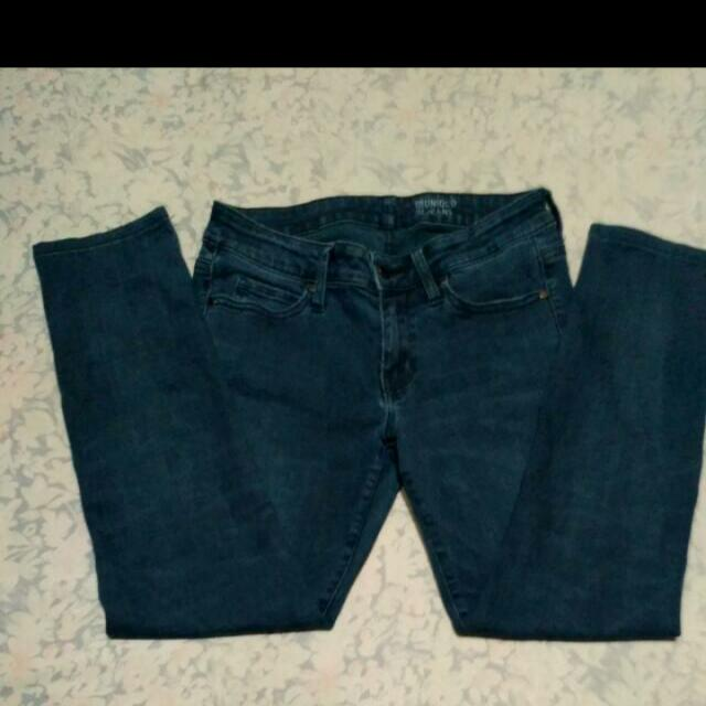 Jeans Uniqlo Size 25 Fit 28