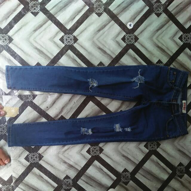 jeans(penshoppe)